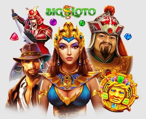 4 Variasi Games Slot Online
